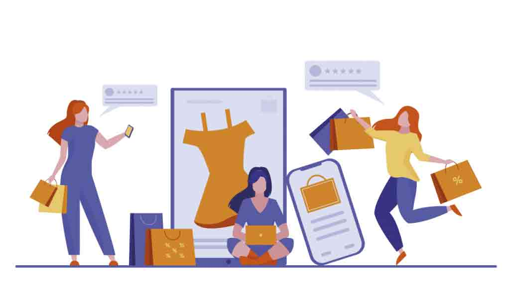 people using aCommerce to make purchases - the new shopping era with a commerce